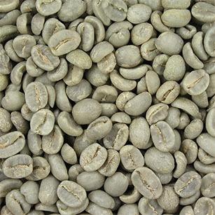 Zelená káva - zrna