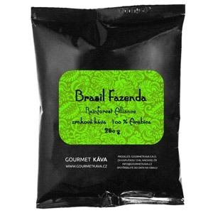 Káva Brazílie Fazenda Rainforest